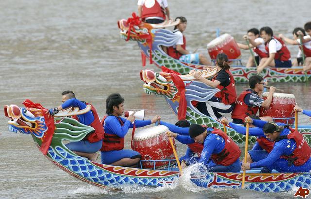 Dragon Boat Festival-龍舟節/龙舟节 – Adventure For Two