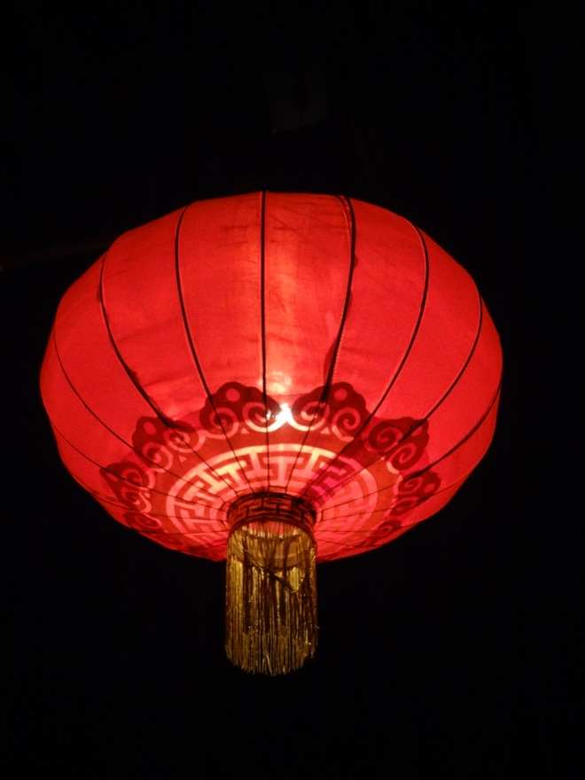 Chinese Lanterns Adventure For Two