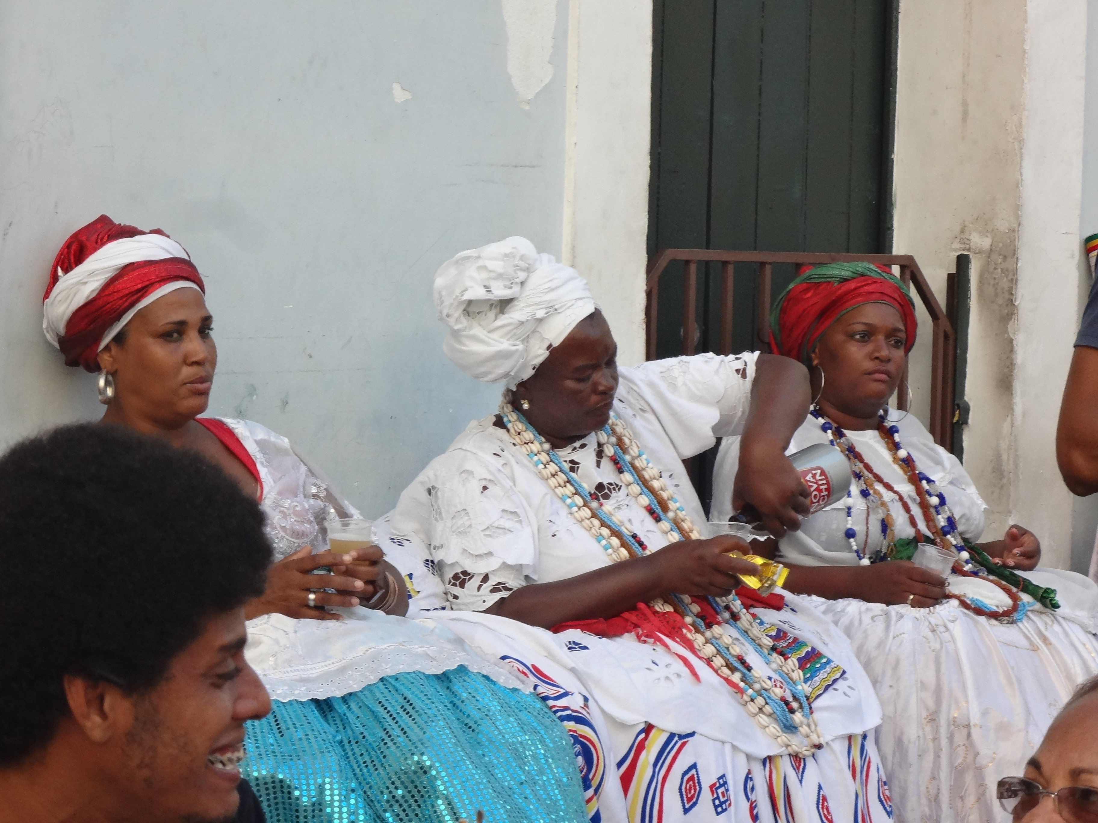 bahia women The book's title refers to ruth landes's 1947 monograph, the city of women   to the conclusion that the women of salvador, bahia, enjoyed public power in.