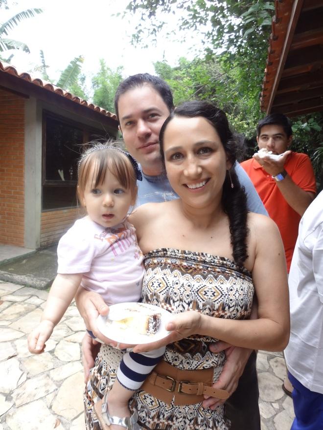 Hector, Marcella & Sophia