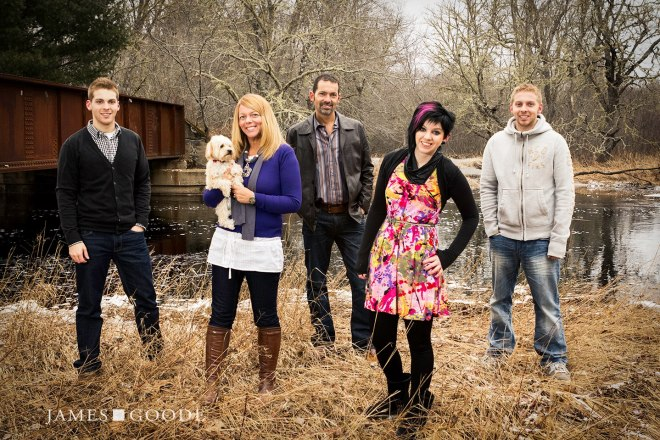 Family Pic 2012