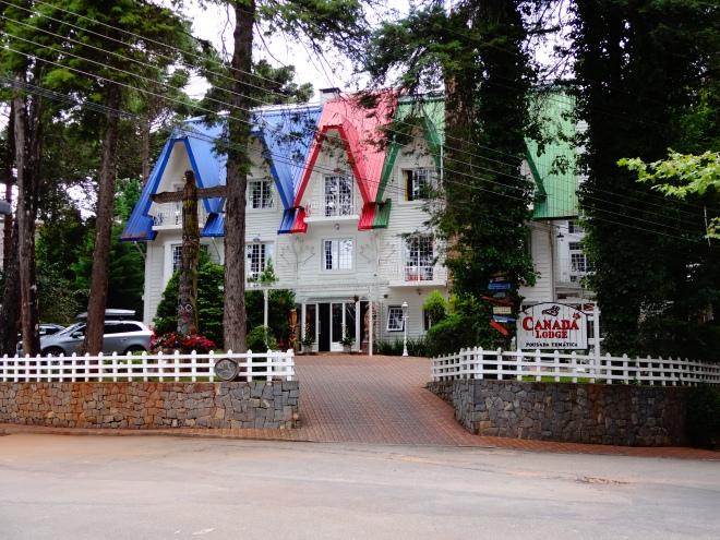 Canada Lodge in Brazil!