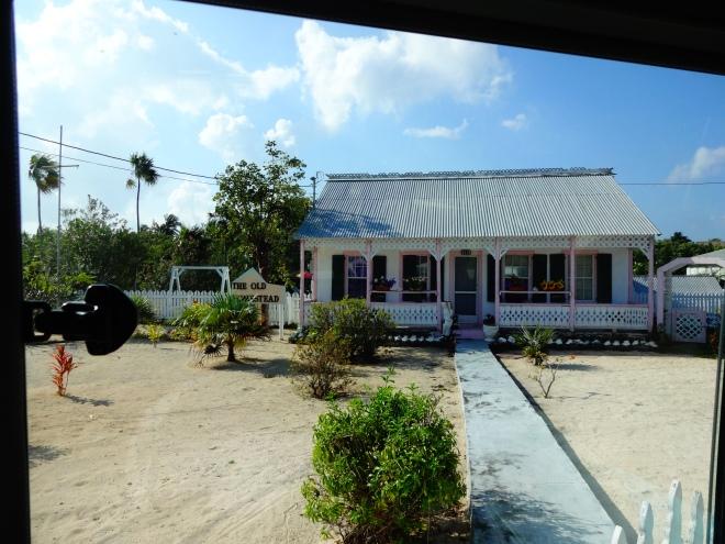 Oldest house on the island.