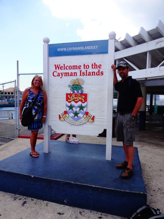 WELCOME to the Cayman Islands!