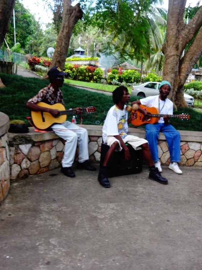 Jamaican Reggae music!