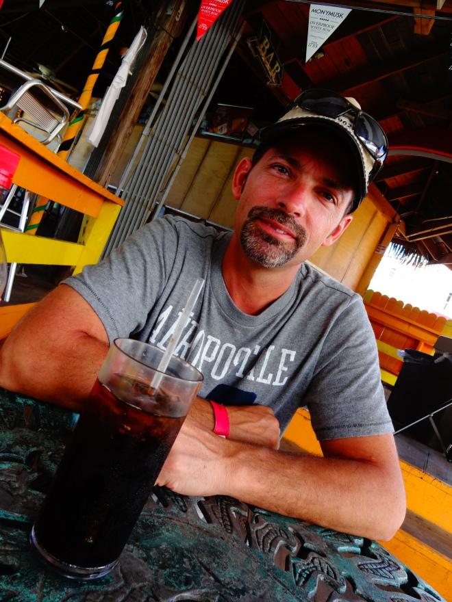 Coke is it in Jamaica mon!