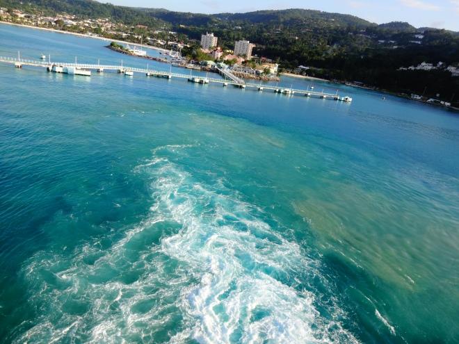 Farewell Jamaica!
