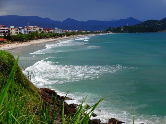 Praia Grande- MOST popular beach