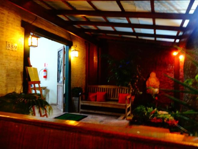 Donanas restaurant- Ubatuba