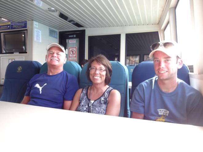 Peter, Angela & Nathan