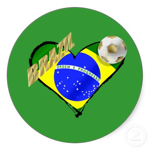 Brazil loves soccer