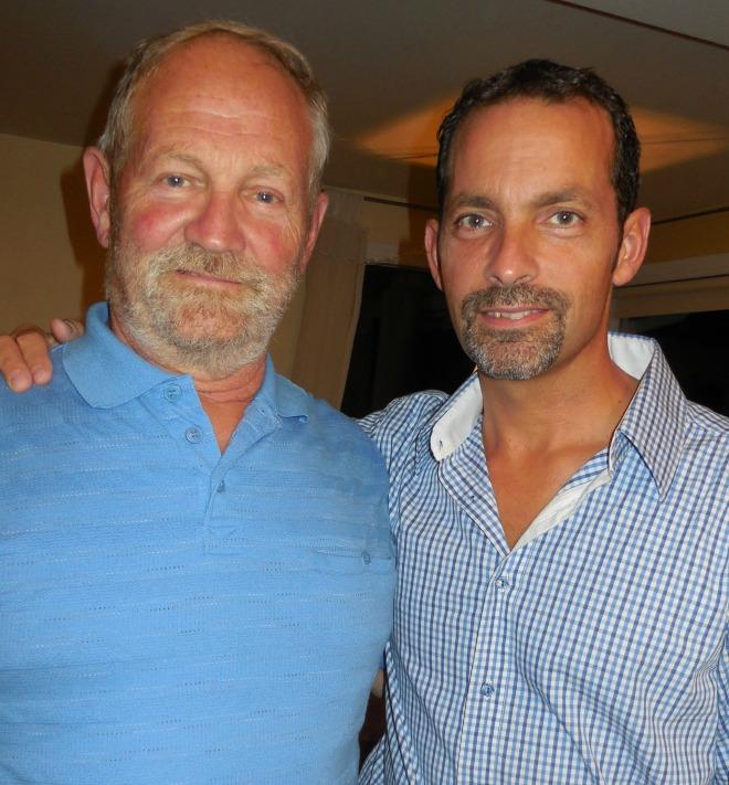 David & his Dad