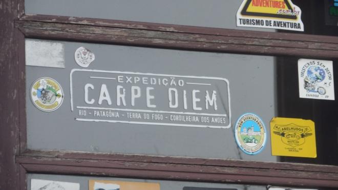 Carpe Diem~ Seize the day!