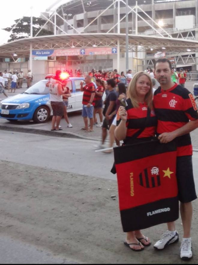 Flamengo- David's team