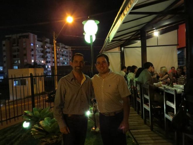 David & Hector