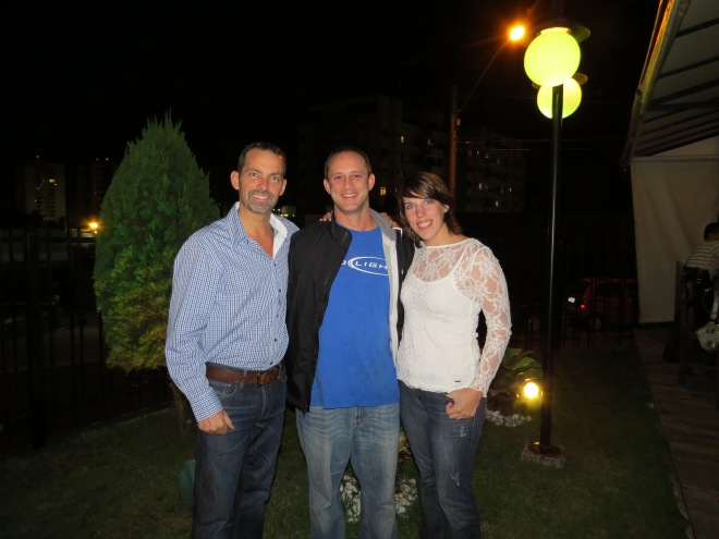 David, Glen & Erin