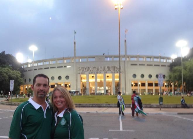 Palmeiras SP team