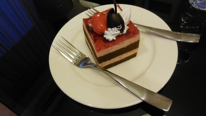 "A YUMMY ""red"" dessert :)"