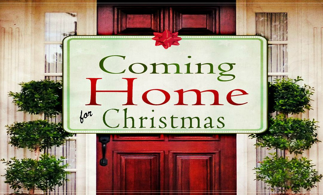 A Home For Christmas.Coming Home For Christmas Adventure For Two