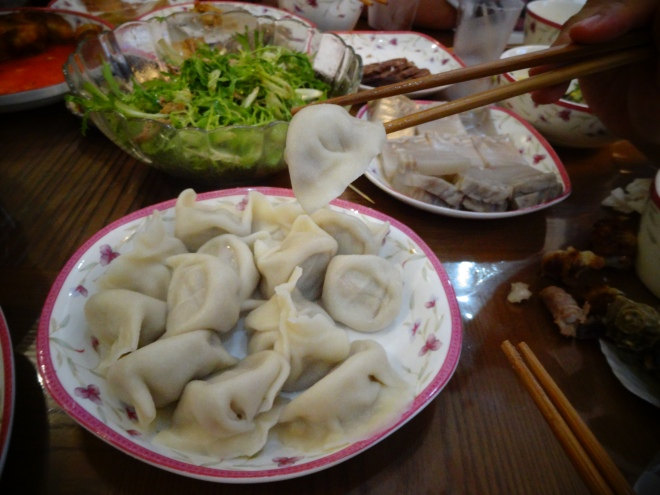 Jiaozi I made
