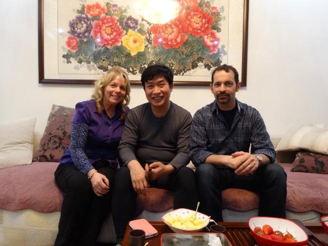 Me, Wei Quan, David