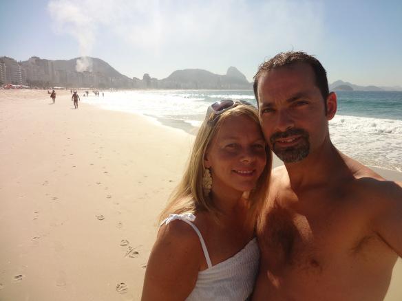 Celebrating 26 years in Rio de Janeiro, Brazil