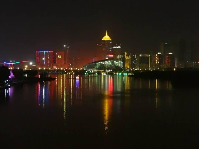 Celebrating 28 years in Shenyang, China.