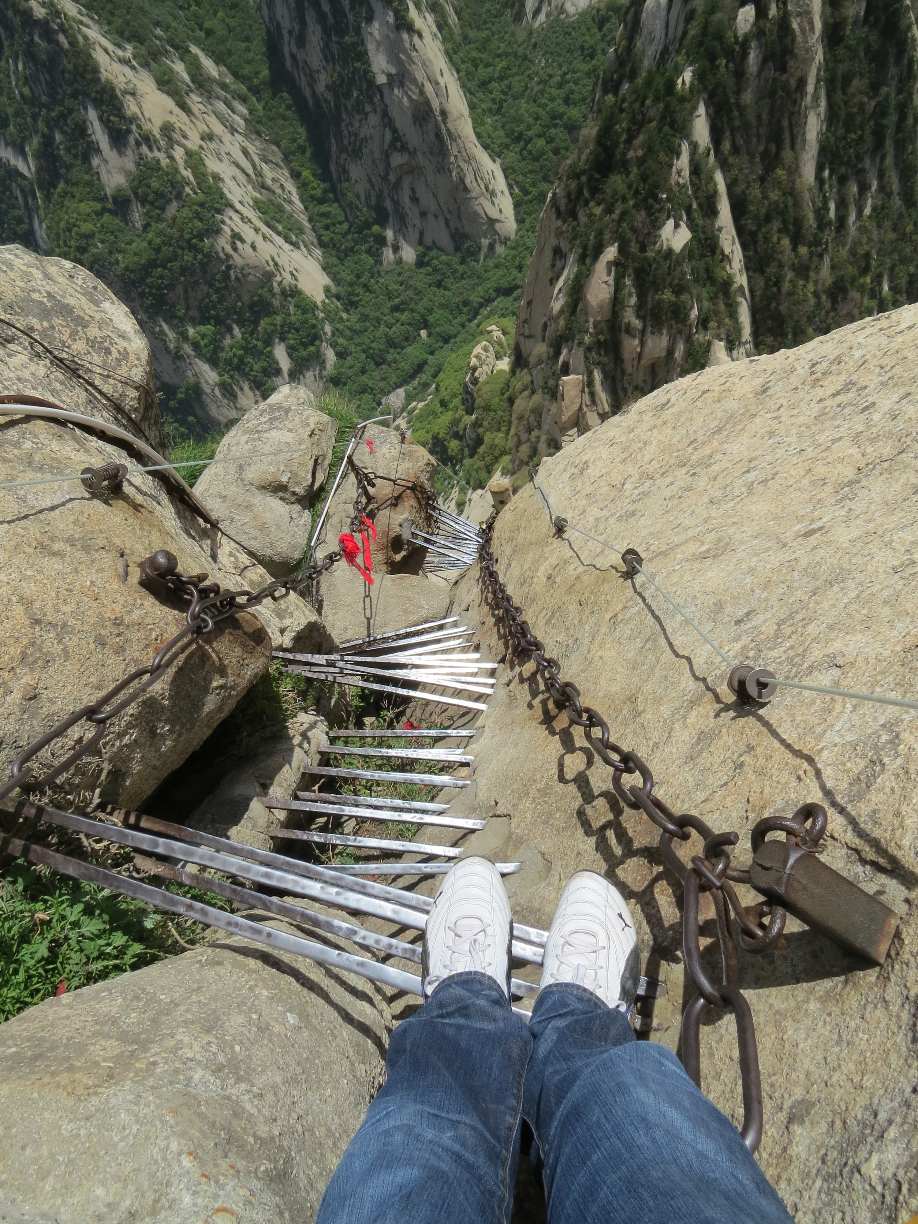 Hua Shan A Painting Springs To Life Adventure For Two