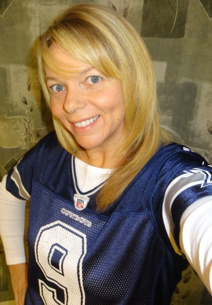 Proudly wearing my #9 jersey