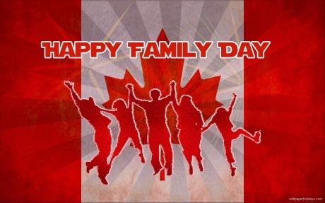 Family Day Canada
