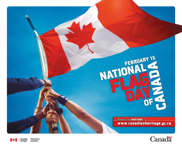 National Flag of Canada Day      Adventure For Two OcruBRNm