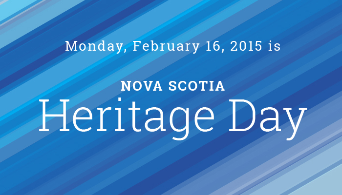 Nova Scotia has a NEW February holiday